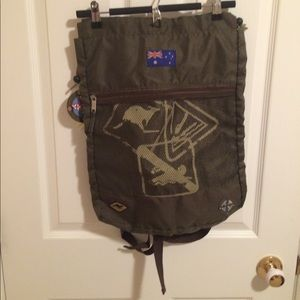 Handbags - New Australian Drawstring Backpack